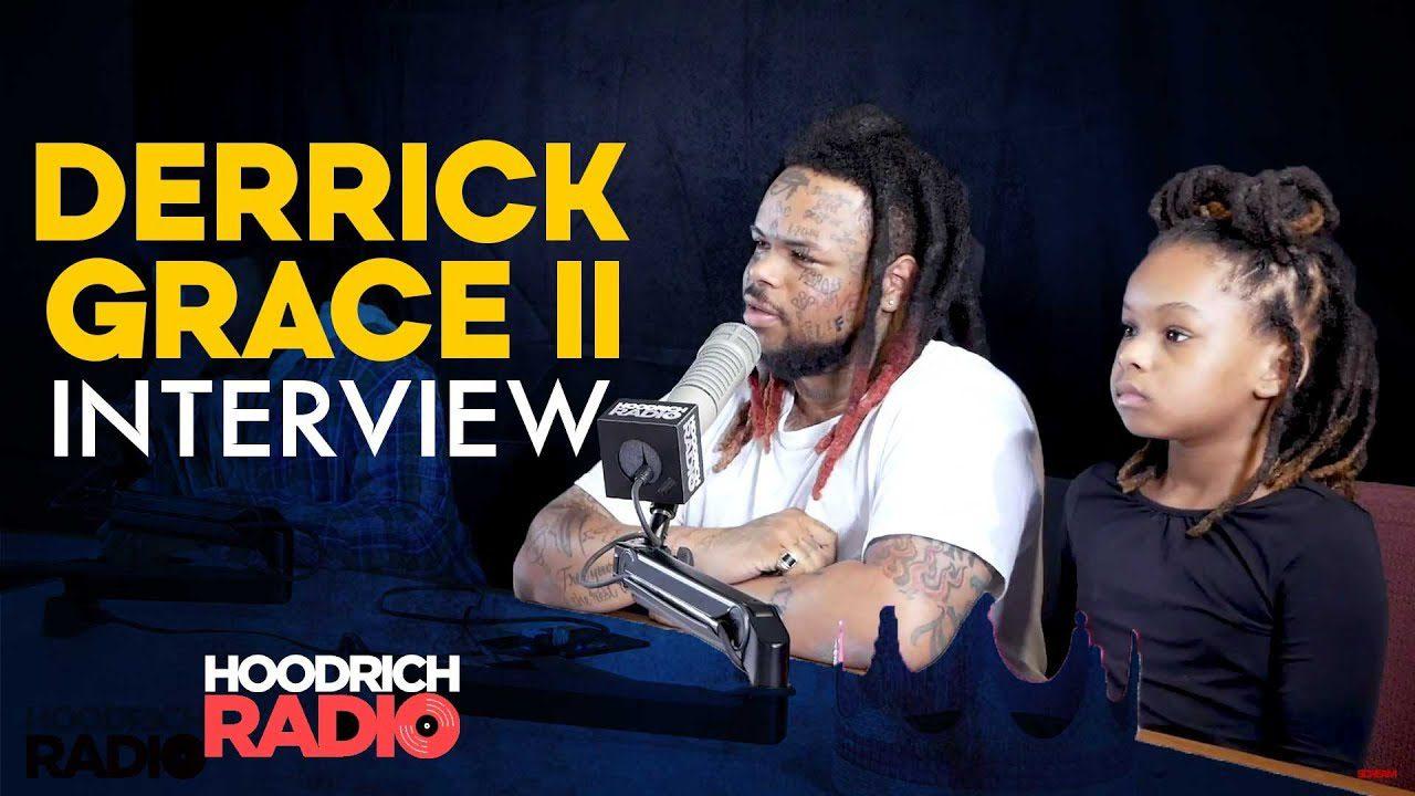 Derrick Grace net worth