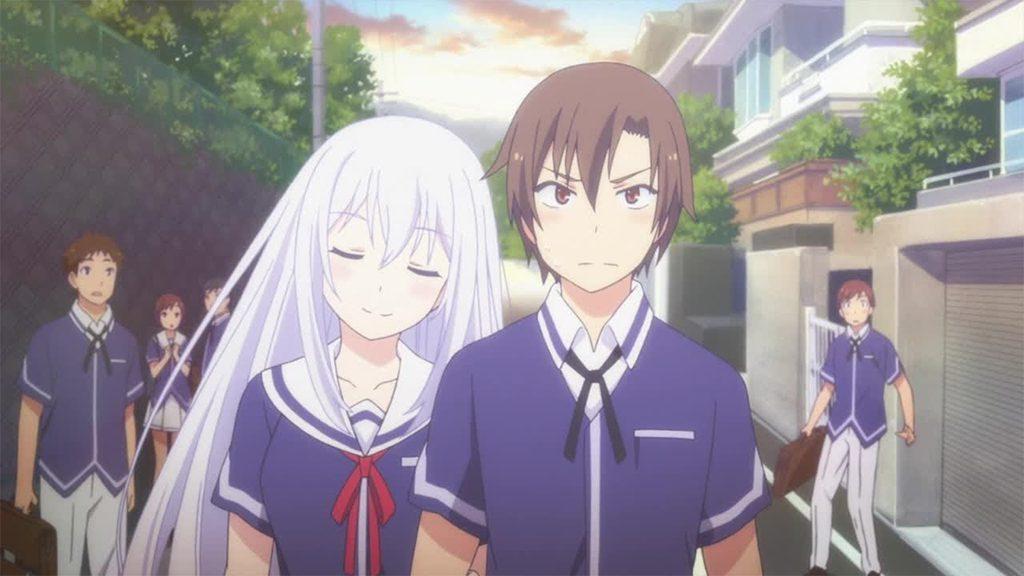Oreshura. Anime Like Kanojo mo Kanojo