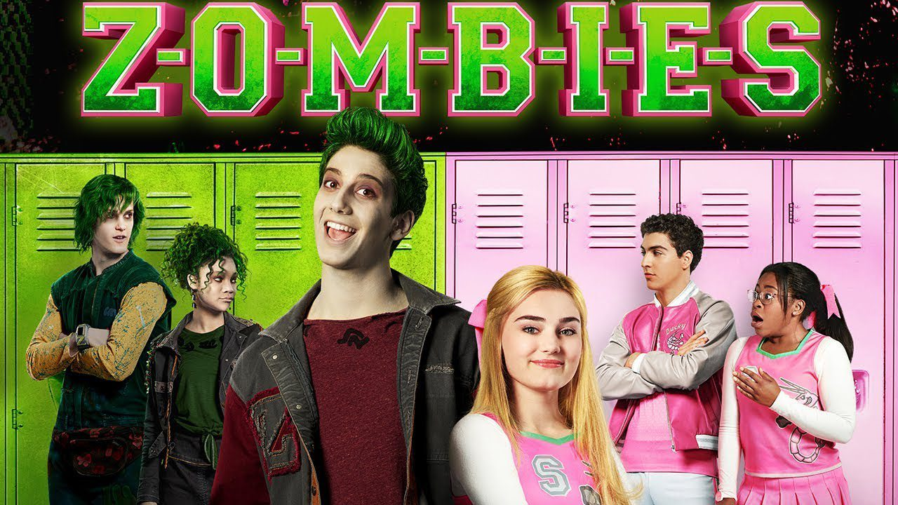 Zombies movie
