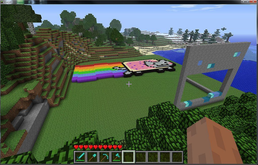 Channeling Enchantment Minecraft