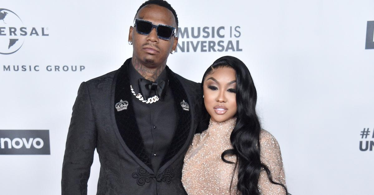 Moneybagg and Ari together
