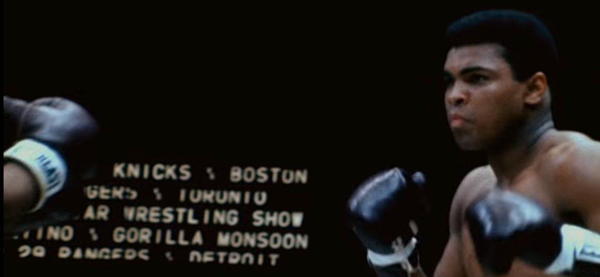 Muhammad Ali Release Date