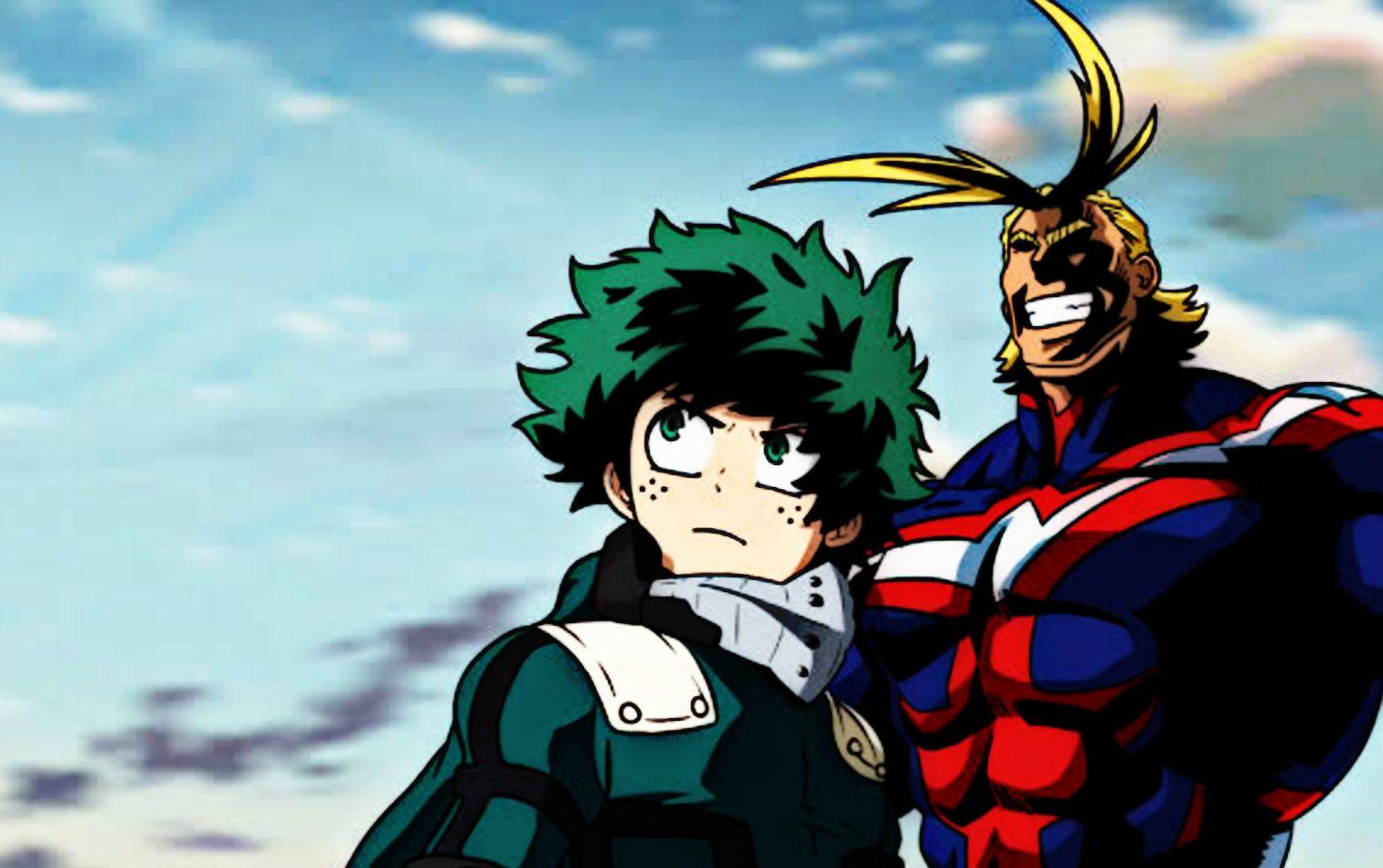 Is Hisashi Midoriya a hero