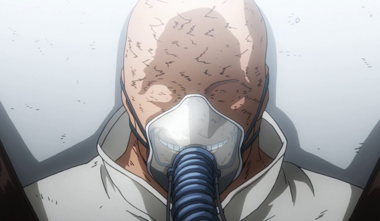 Is all for one Izuku Midoriya's father?