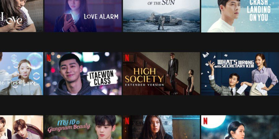 Best Romantic Korean Dramas on Netflix
