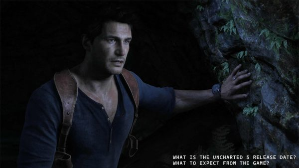 Uncharted 5 Release Date