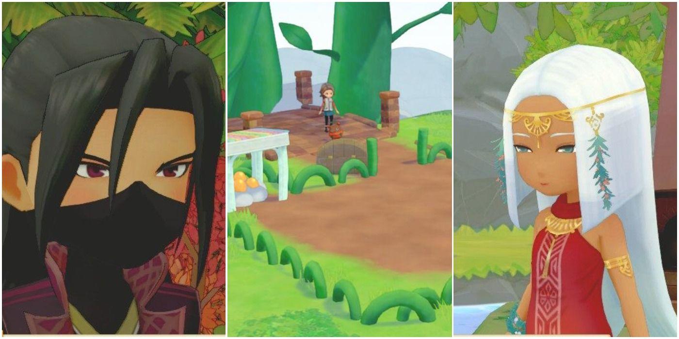 Story of Seasons: Pioneers of Olive Town Hidden Secrets