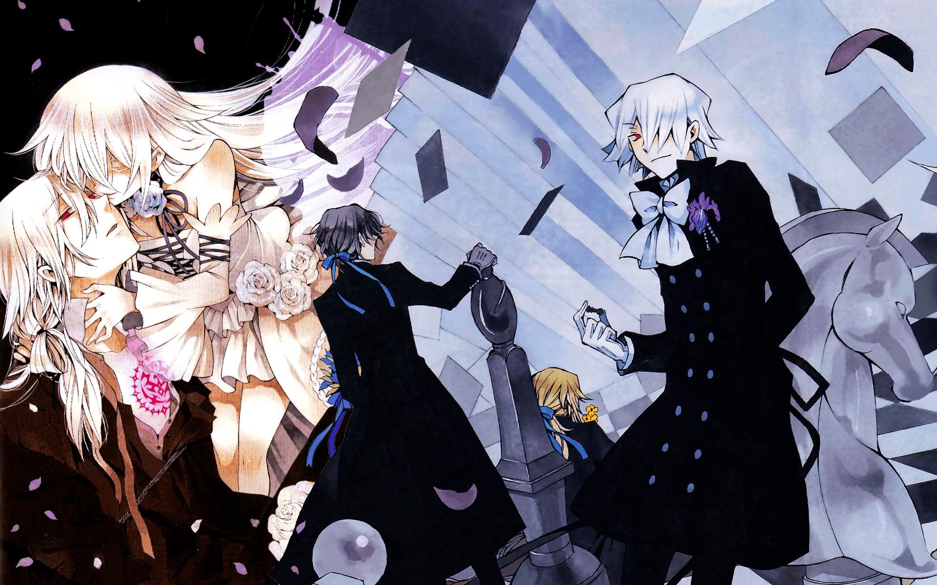 Anime that Deserve a New Season - Pandora Hearts