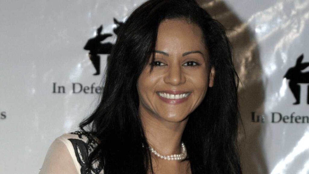 Persia White Dating and Net Worth