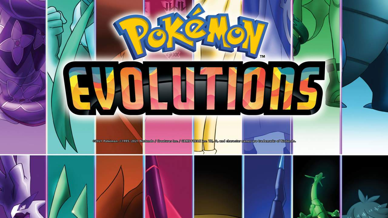 Pokémon Evolutions Episode 2
