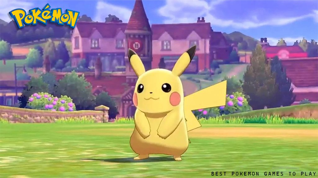 Best Pokemon Games to Play