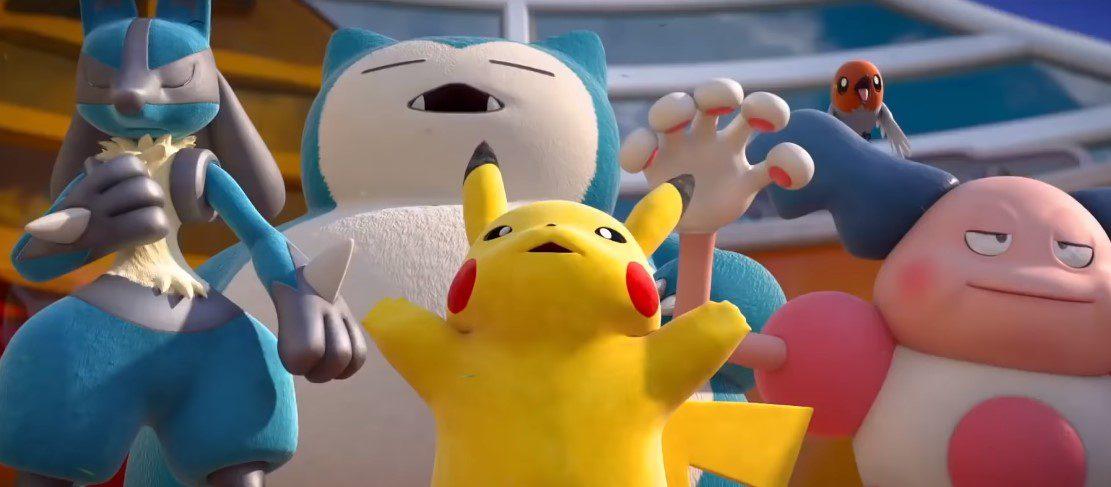 Pokemon Unite Blastoise Release Date