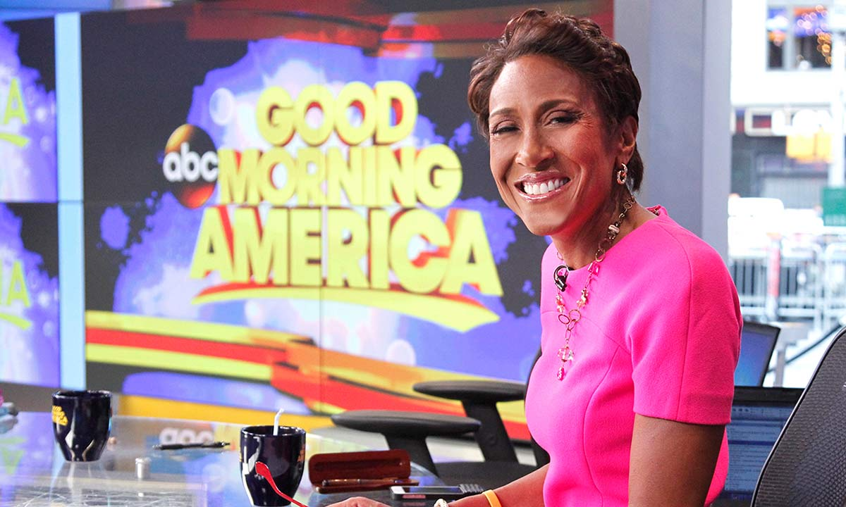 Why Is Robin Roberts Leaving GMA?