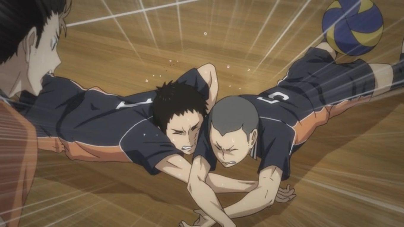 tanaka and daichi