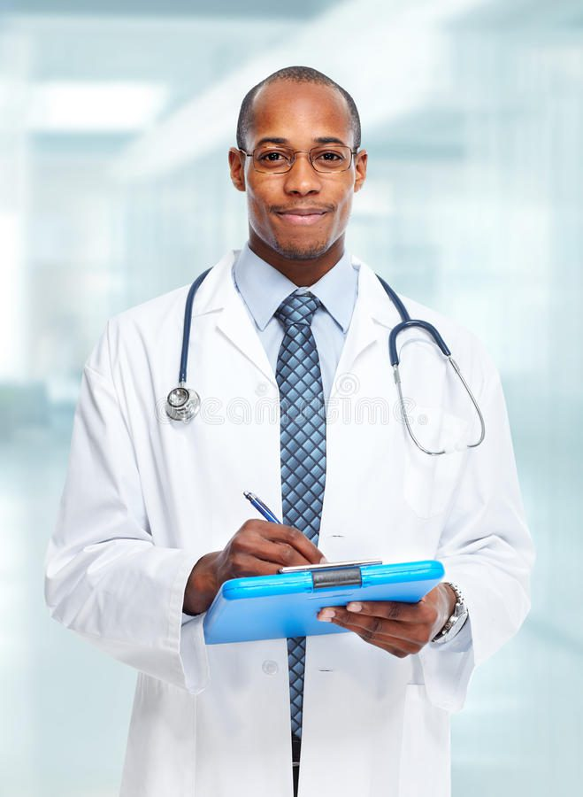 who is Google White American Doctor