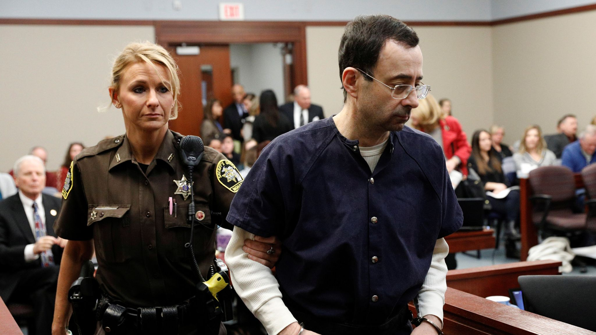 What did Larry Nassar do