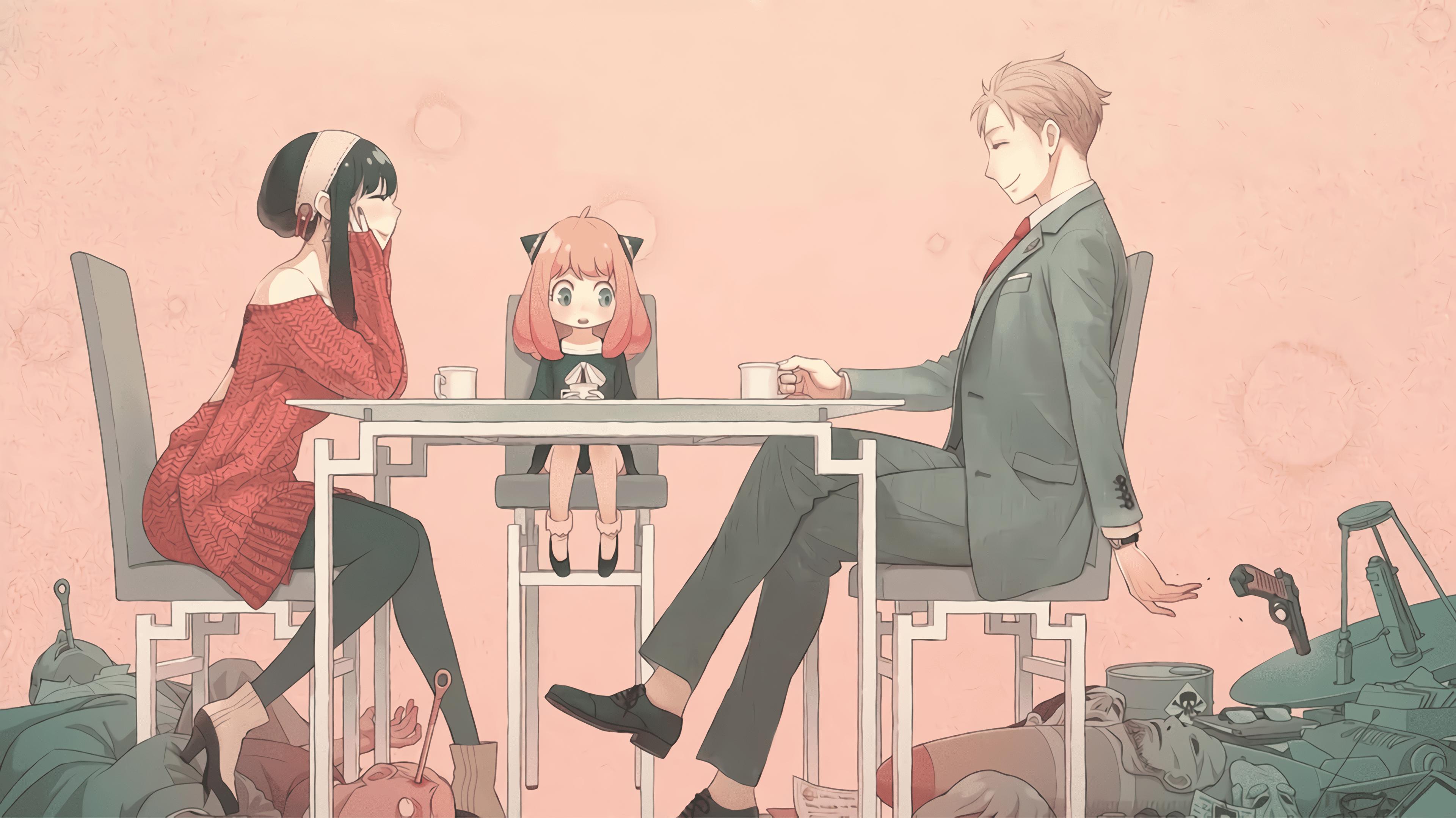Most Popular Manga that Deserves an Anime Adaptation - Spy x Family
