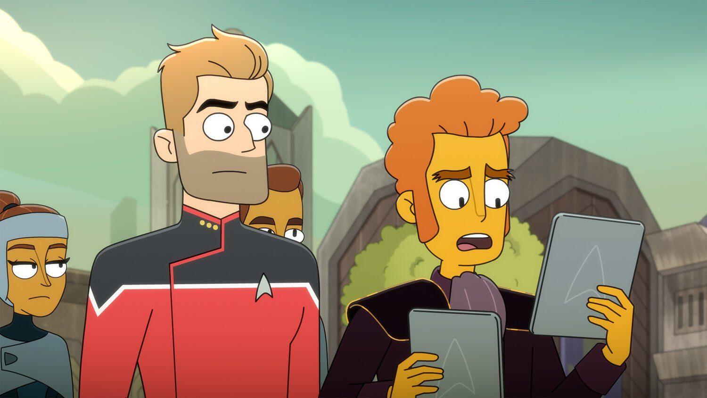 Star Trek Lower Decks Season 2 Episode 5