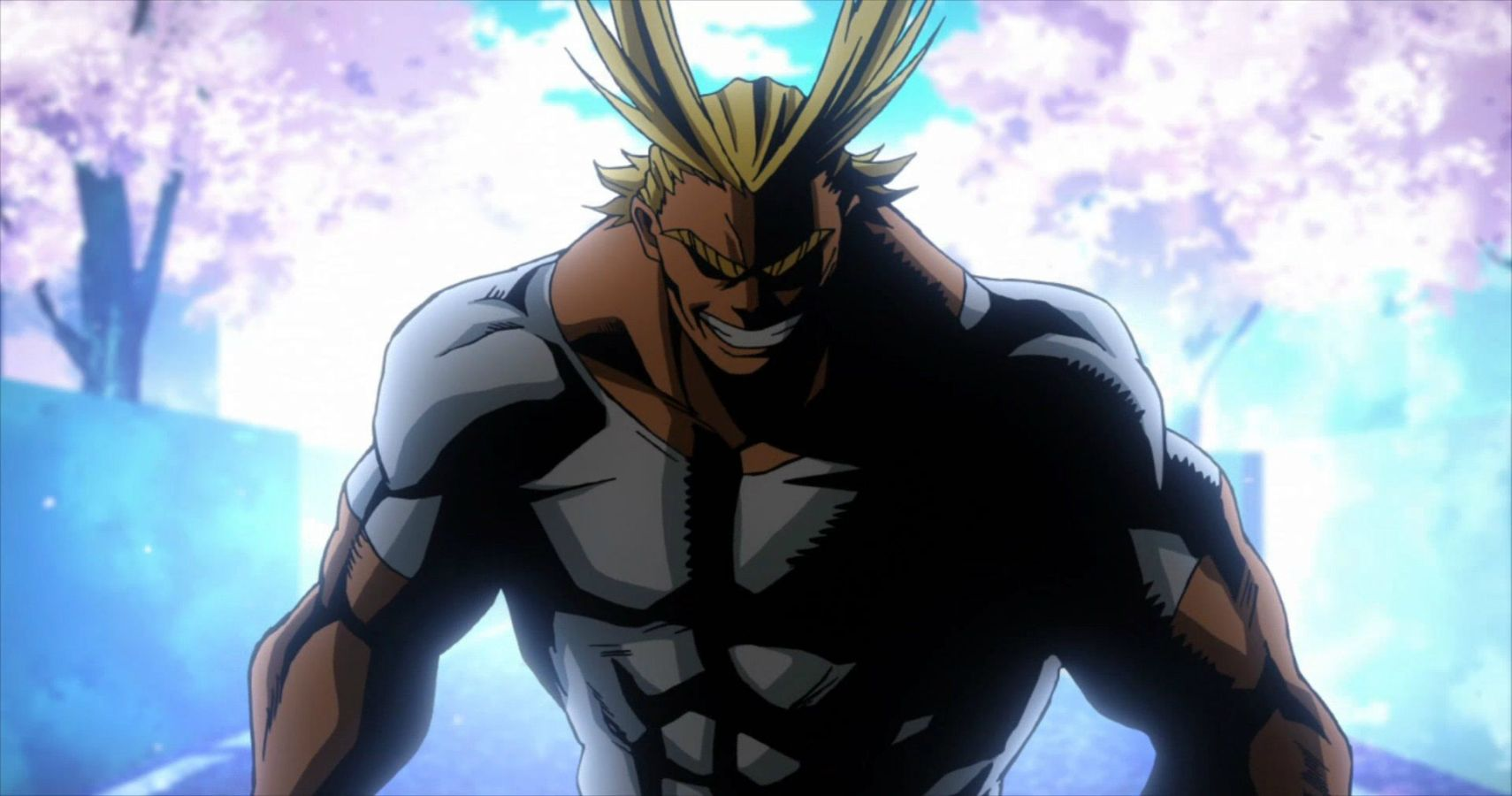 Strongest Characters in My Hero Academia