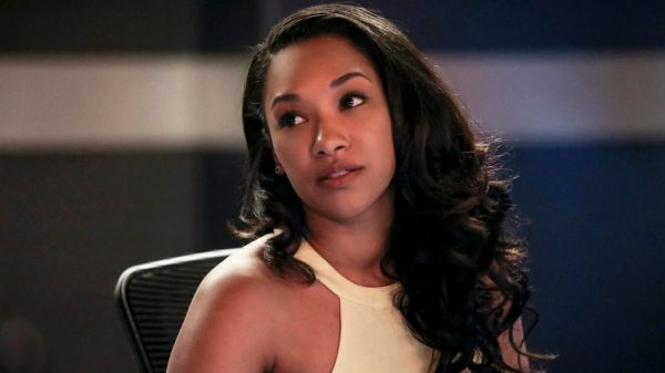 Is Candice Patton leaving the Flash