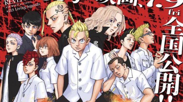 strongest characters in Tokyo Revengers