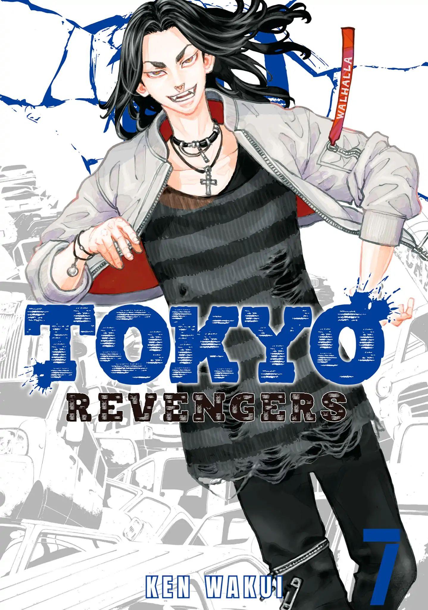 Tokyo revengers manga facts