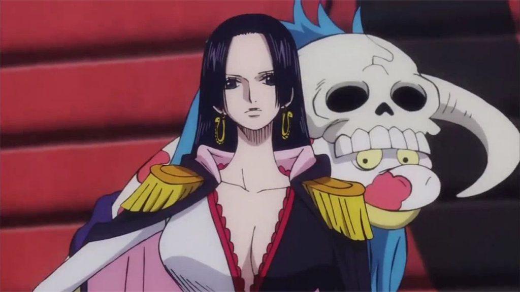 Boa Hancock, September Anime Birthdays