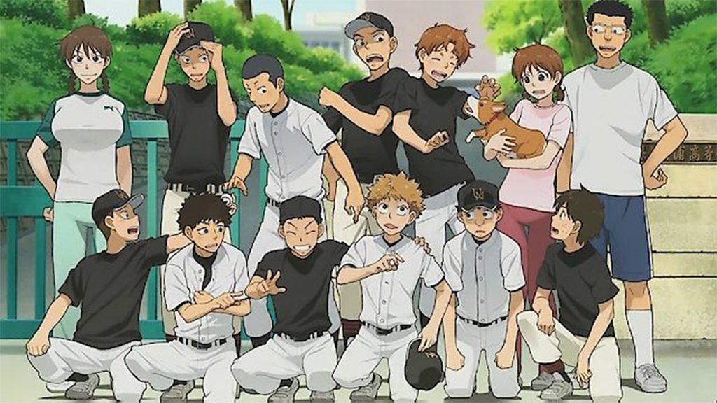 Ookiku Furikabute, Most Popular Baseball Anime
