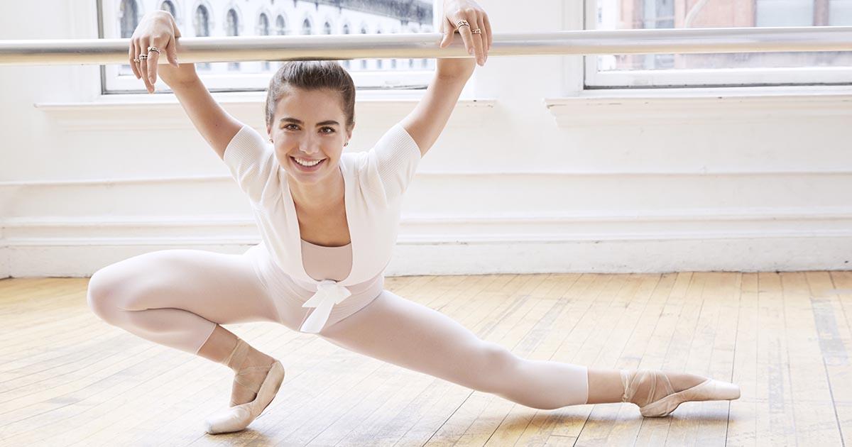 violetta a ballet dancer