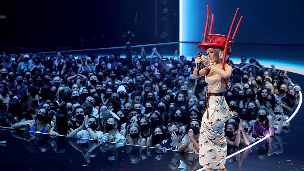 MTV VMA Winners 2021
