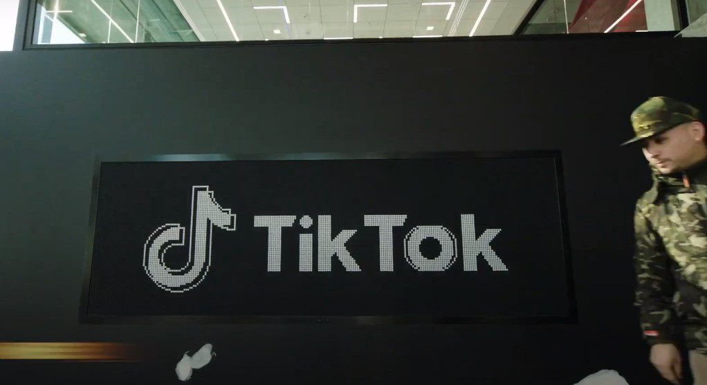 What does CAP mean in TikTok?