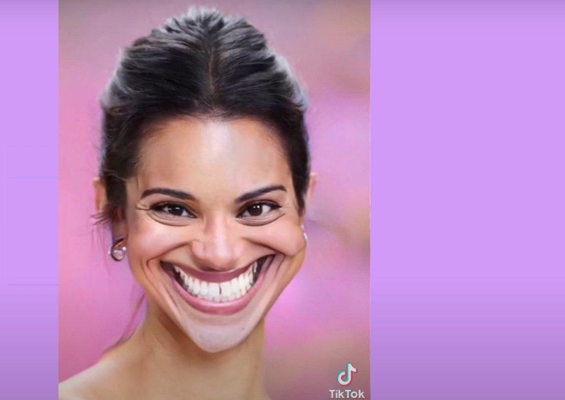 Where is the Smile Filter on Tiktok?