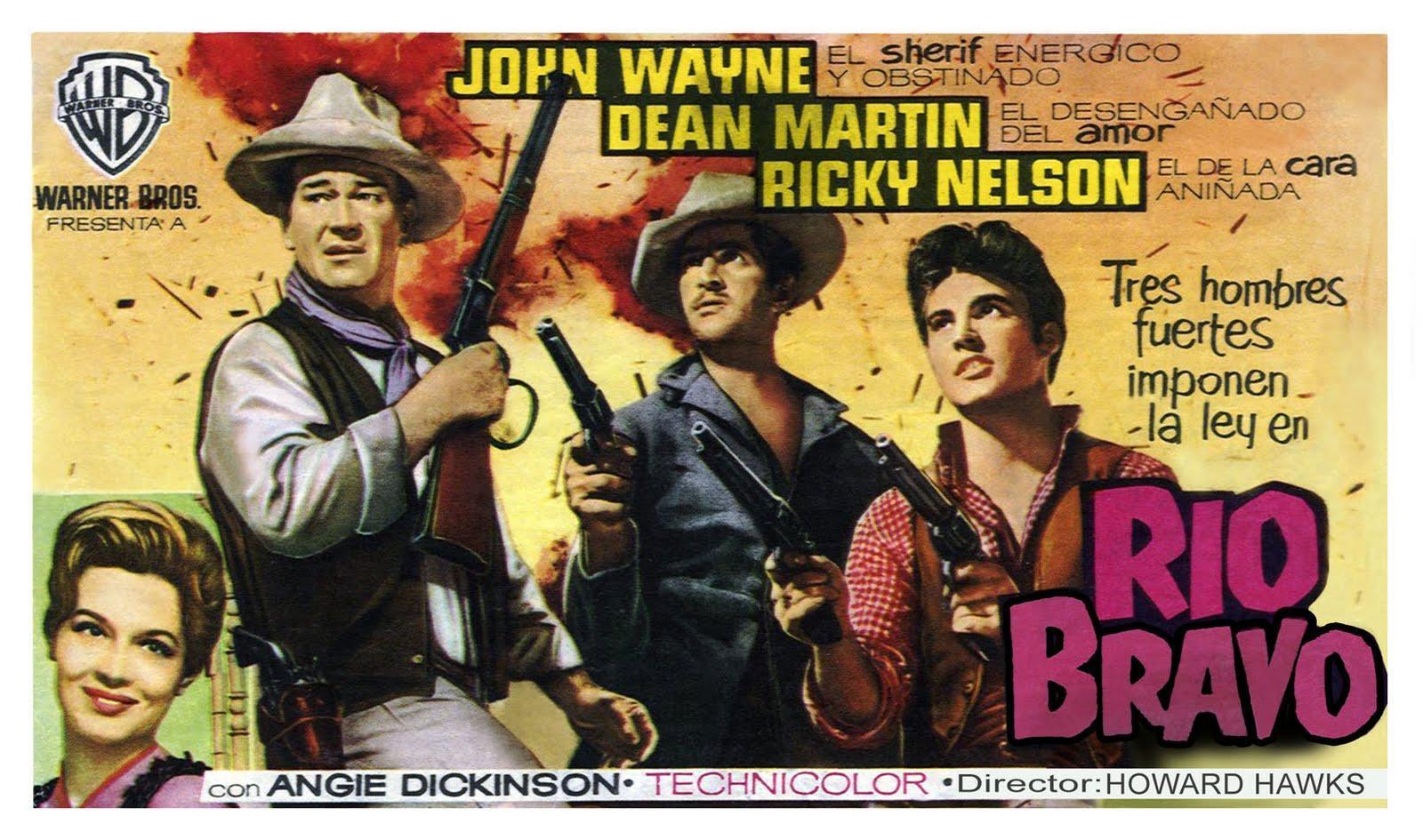 where was Rio Bravo Filmed