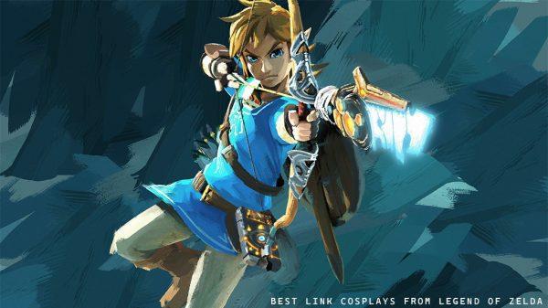 Best Link Cosplays From Legend of Zelda