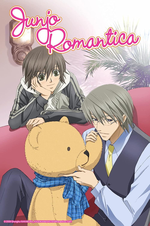 Best Boys Love Anime - Junjou Romantica