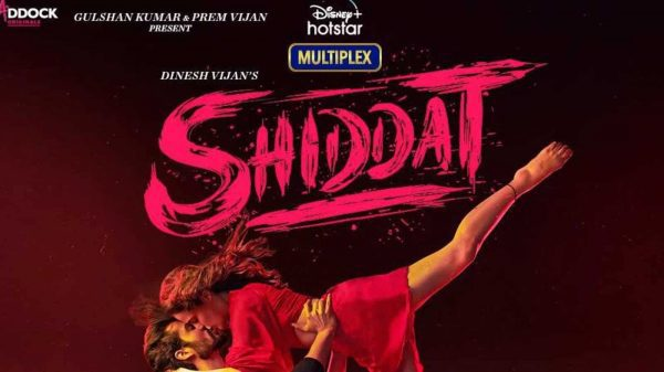 How To Watch Shiddat Movie Online