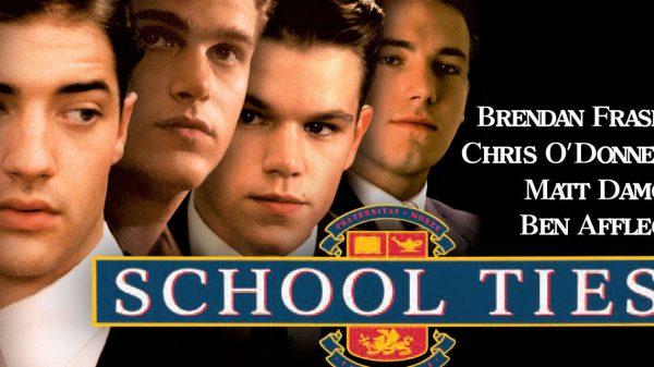 Where is 'School Ties' Filmed