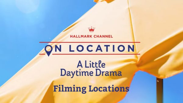 'A Little Daytime Drama' Filming Location