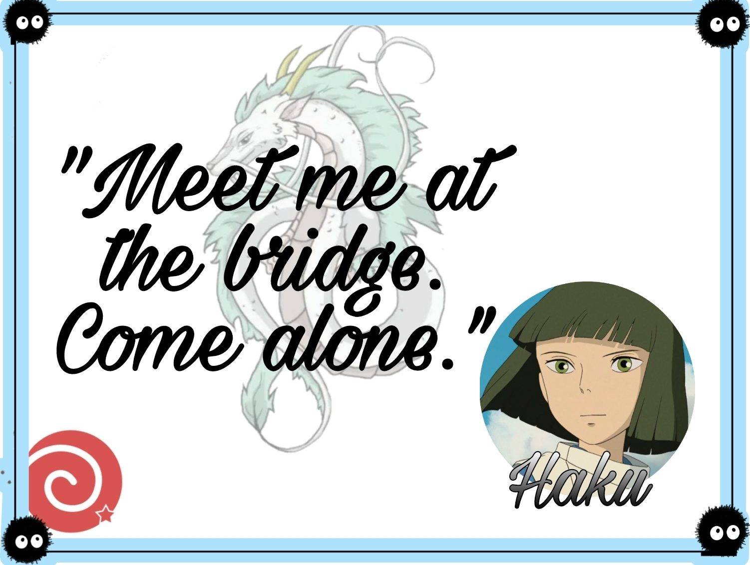 Quotes From Spirited Away