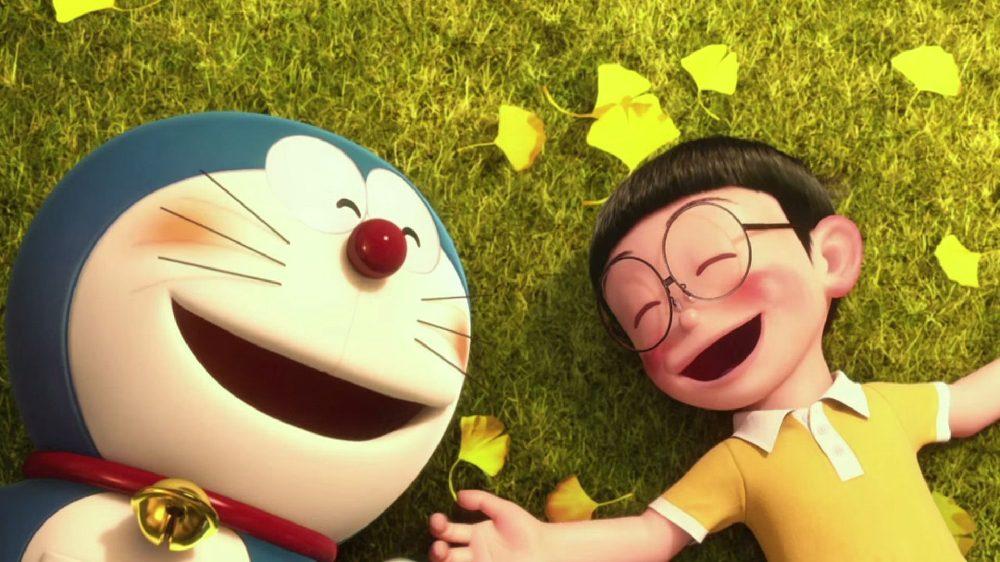 The real story behind The Cartoon Nobita and Doraemon