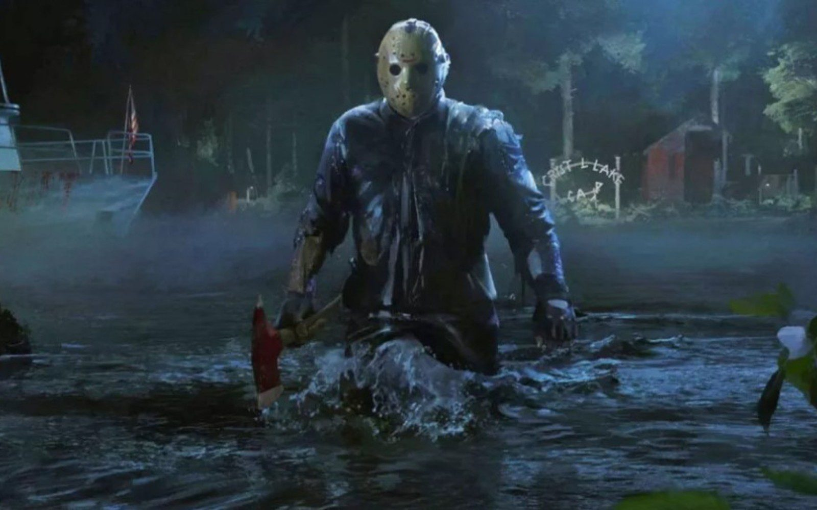 Friday the 13th Part 2 Filming Locations