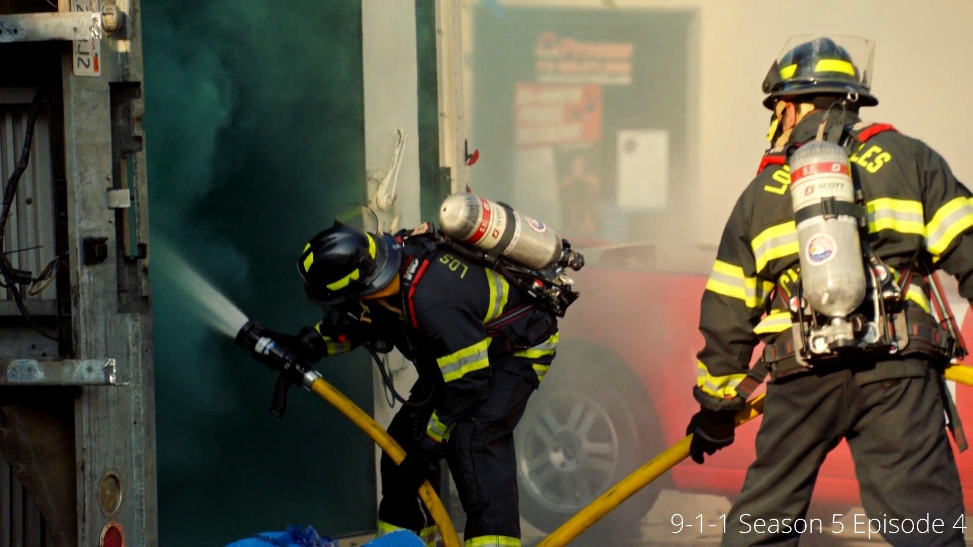 911 Season 5 Episode 5