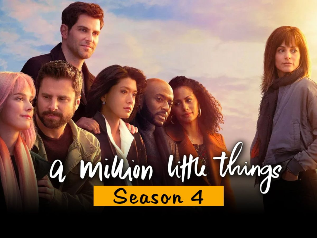 A Million Little Things Season 4 Episode 4: Release Date & Preview