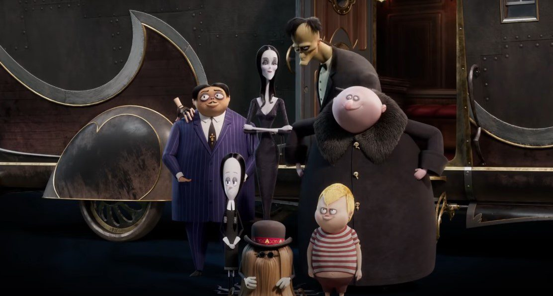 The Addams Family 2 release date in UK, Australia, Inidia, and USA