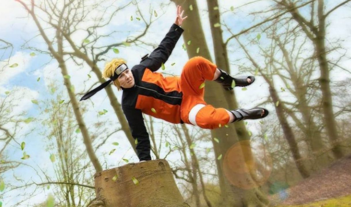 Best Naruto Uzumaki cosplay
