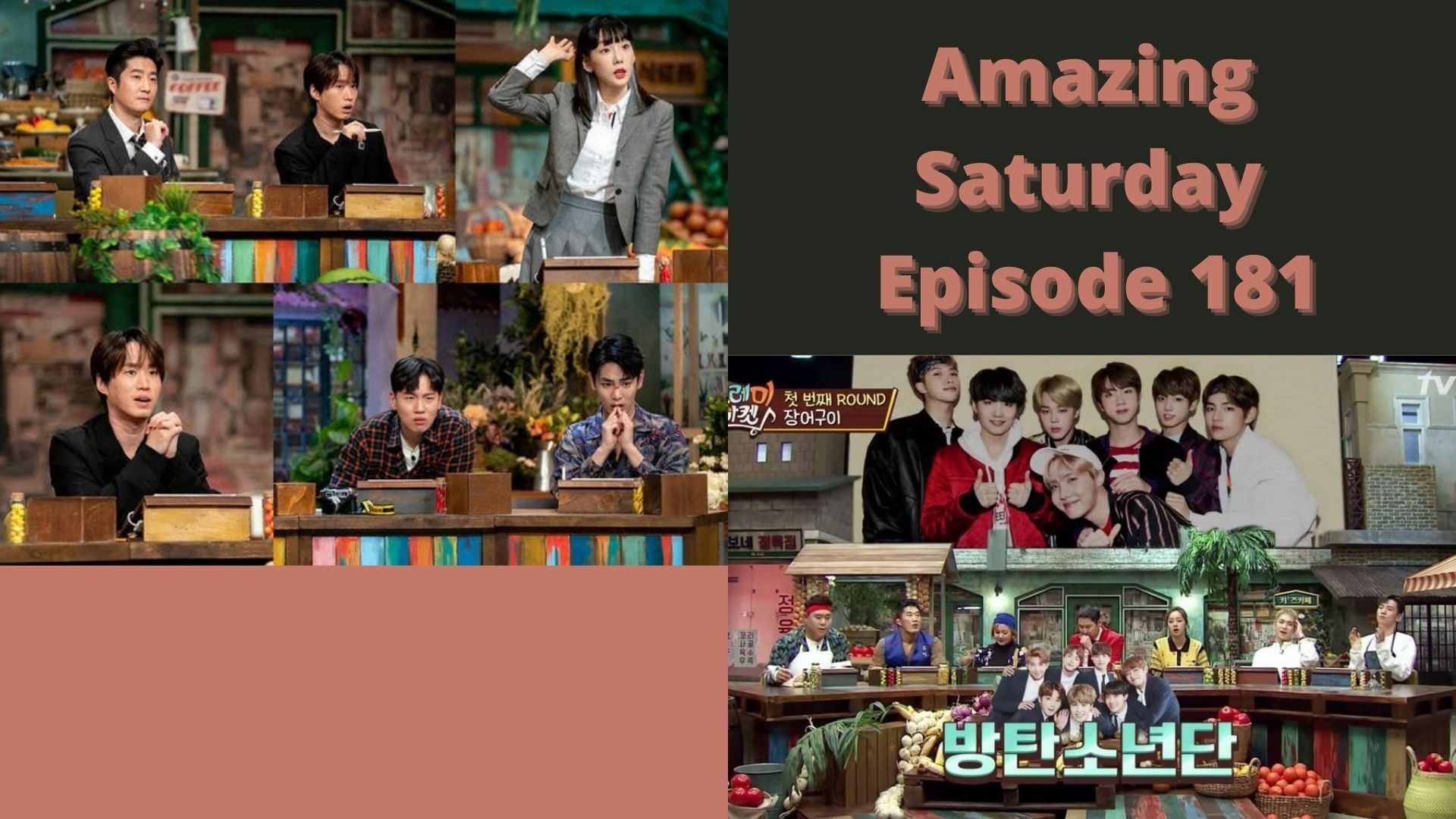 Amazing Saturday Episode 181: Release Date & Where to Watch