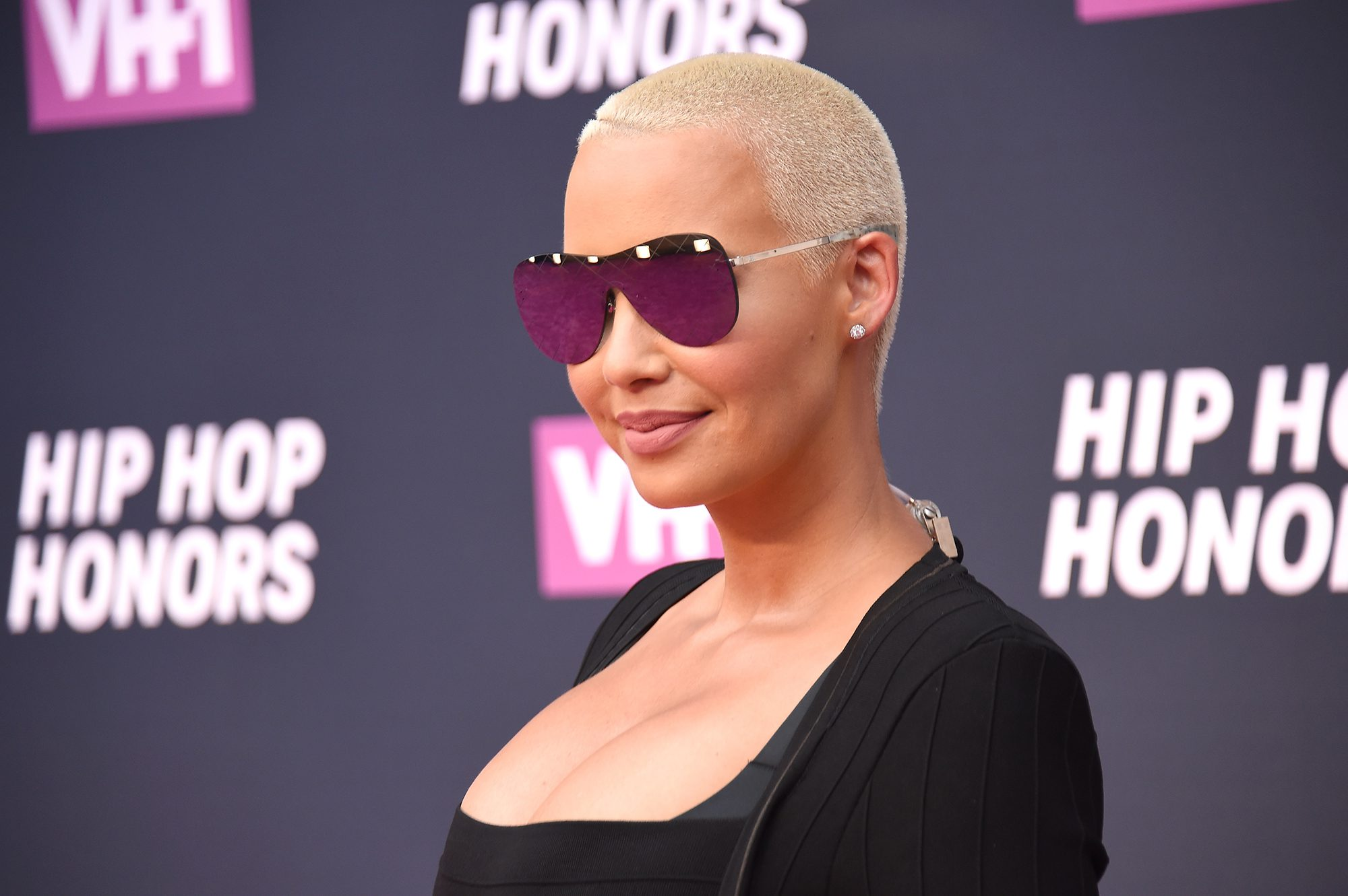 Amber Rose claims Alexander Edwards Cheated