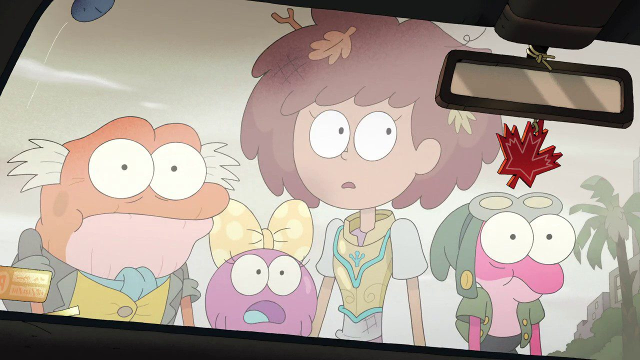Spoilers and Release Date For Amphibia Season 3 Episode 1