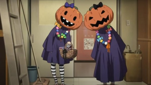 Anime series to watch during Halloween