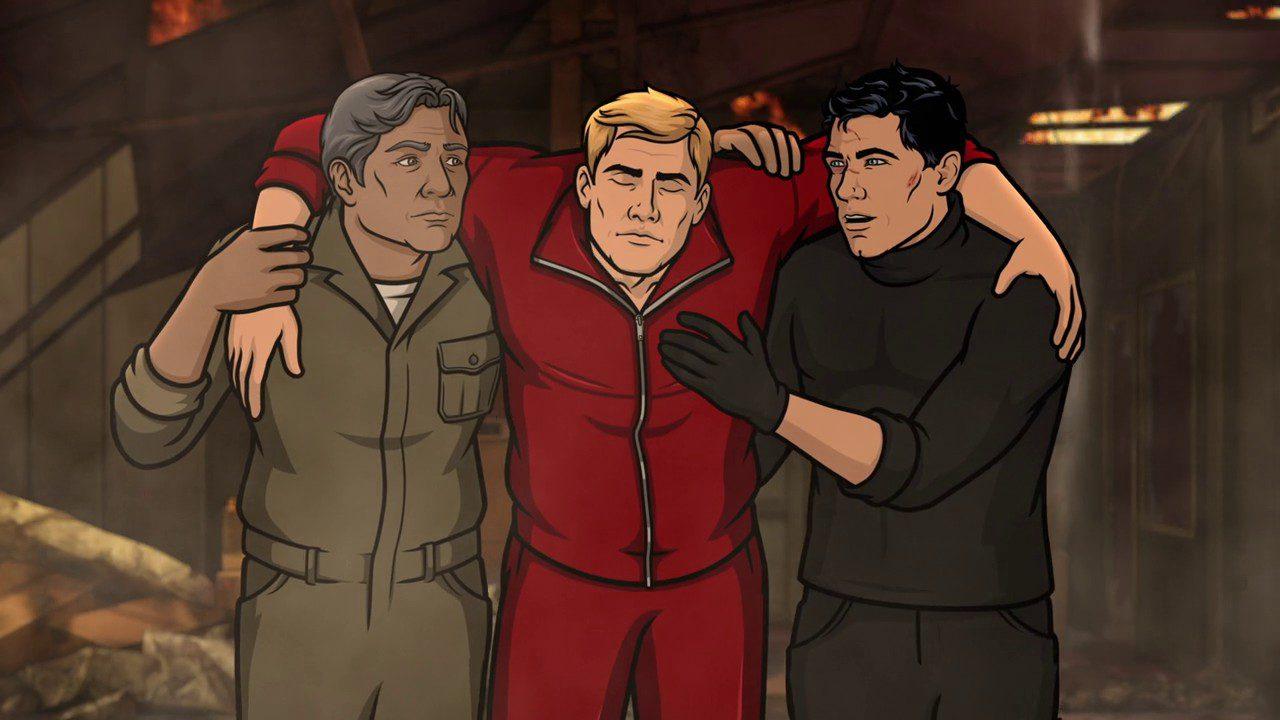 The Ending For Archer Season 12 Episode 9